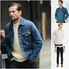 how-to-wear-denim-jacket