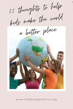 22 thoughts to help kids make the world a better place Kids And Parenting, Parenting Hacks, Good Mental Health, Little Critter, Help Kids, Negative Emotions, Bad News, Family Kids, Girl Scouts