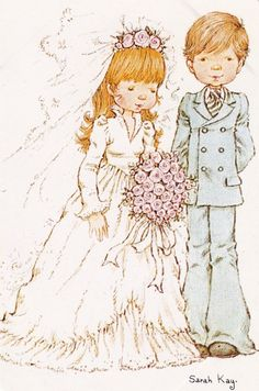 Sarah Kay, childhood memories Sarah Key, Cute Images, Cute Pictures, Mary May, Holly Hobbie, Illustrations, Australian Artists, Digi Stamps, Wedding Album