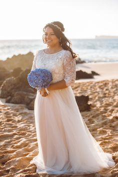 Maui Sunset Elopement: Pilar & Javier – Brown Sparrow Wedding