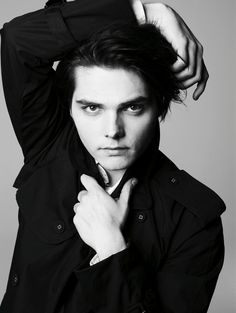 Gerard, why are you so darn sassy? <3
