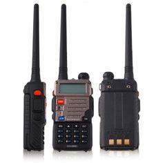 UV-5RE Walkie Talkie UV-5R Upgraded Version UHF VHF Dual Watch UV 6R CB Radio VOX FM Transceiver For Hunting Radio #Affiliate