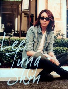 CNBLUE - LEE JUNG SHIN