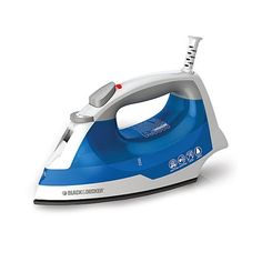 Black & Decker Easy Steam Iron @Kmart: $9.99 or Less  Shipping or Free Store Pickup #LavaHot http://www.lavahotdeals.com/us/cheap/black-decker-easy-steam-iron-kmart-9-99/133450