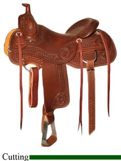 XtremePerformance® #1471 Fannin Versatility Cutter Saddle by Circle Y | Circle Y  XP® Cutting and Versatility Saddles | Fannin Versatility XP® Cutter Saddle and Free Circle Y Wool-Felt Pad #77, Value $169.95