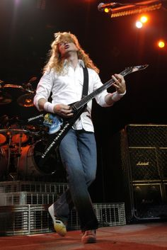 Megadeth's Dave Mustaine on drugged up guitar solos, Some Kind Of Monster and settling down