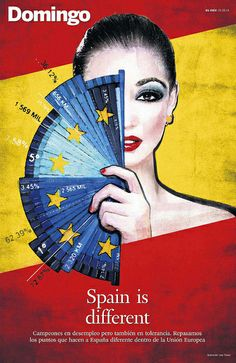 "EL PAÍS - Suplemento DOMINGO ""Spain is Different"""