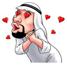 Handsome Uncle from Middle East sticker Cartoon Stickers, Cartoon Jokes, Cartoon Pics, Cartoons, Funny Face Drawings, Funny Faces, Curvy Quotes, Comic Tutorial, Make A Man