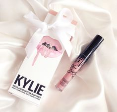 February Favourites 2016 | Kylie Jenner Liquid Lipstick Koko K lovecatherine.co.uk Instagram catherine.mw xo - makeup products and tips - http://amzn.to/2hvZOXG