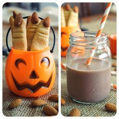 Biscoito Dedo de Bruxa – Receita de Halloween | Vídeos e Receitas de Sobremesas