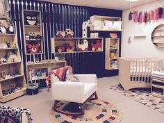 Tip You're It, a new kids boutique in Braddon, Australia.