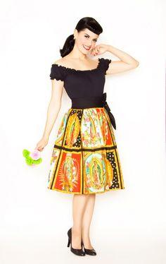 mary mary skirt