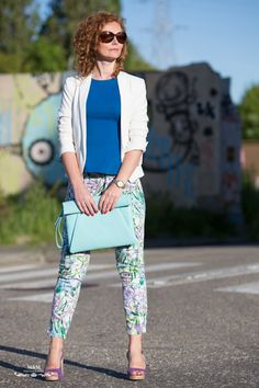 Addicted To Passion: Floral Pants