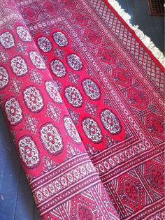 i love a throw rug