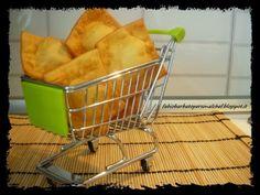 Tortelli di Patate fritti ( Veda Style ) ~ Fabio Barbato Personal Chef