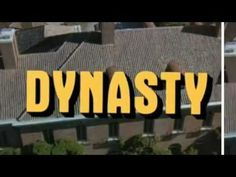 'DYNASTY' THEME TUNE ◎ THE ULTIMATE 80s SOAP OPERA! - YouTube