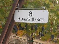 Get to Know Adams Bench Winery   The Wine Write
