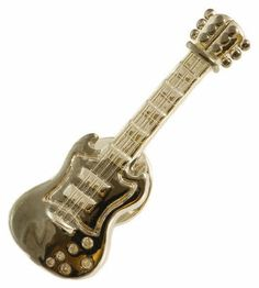 Rockys Pin E-Guitar with Stone II #gifts #music #thomann