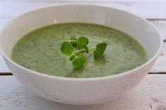 Kristins Middagstips: Kremet potet- og spinatsuppe