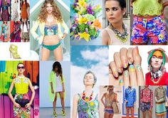 Vibrant Summer Collection