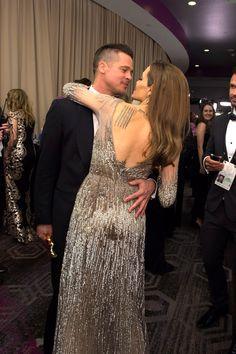 Mejores momentos de la 'love story' entre Angelina y Brad – KENA