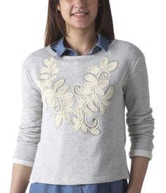 Sweatshirt...  Promod