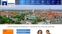 Unser 1. Imagefilm. Ein kleiner Einblick ins Büro vom Immobilienmakler aus Hannover arthax-immobilien.de
