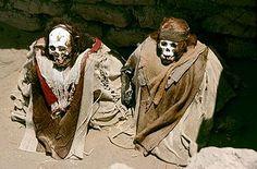 Cementerio de Chauchilla - Wikipedia, la enciclopedia libre