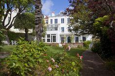 Victor Hugo's garden in Guernsey