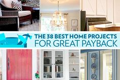 These Budget-Friendly #HomeImprovements Will Help You Enjoy Your Home More Today and Sell It For The Most Value Tomorrow.  -HouseLogic #HomeOwnerTips