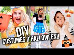 SNACKS ET DESSERTS D'AUTOMNE!!   Emma Verde - YouTube Costume Halloween, Diy Costumes, Diy Spa, Emma Verde, Halloween Mignon, Youtubers, Inspiration, Tuto Tricot, Baby Kimono
