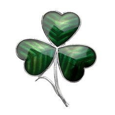 Handmade Fine Glass Enamelled Shamrock Celtic Rhodium Plated Green Brooch.More info for coat brooch;christmas brooches;designer brooches and pins;coat pin brooch;crystal brooch could be found at the image url.(This is an Amazon affiliate link and I receive a commission for the sales)