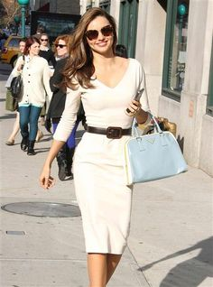 Someday when I'm skinny, I wear this dress! ;) Voting: Celebs Wearing Victoria Beckham | Gallery | Wonderwall