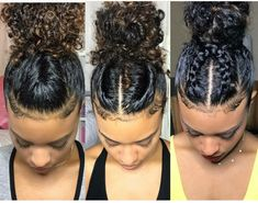 Get The Afro Effect Using Perm Rods ⋆ African American Hairstyle Videos – AAHV – Nayeli Gerlach - Perm Hair Styles Braided Hairstyles, Cool Hairstyles, Natural Curly Hairstyles, Curly Haircuts, Protective Hairstyles, Black Girl Curly Hairstyles, Quince Hairstyles, 1920s Hairstyles, Twisted Hair