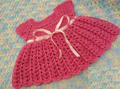 Crochet Dress For Baby The crochet technique is widely used for the making of pieces such as tablecloths, cushion covers, bedspreads, covers of kitchen items, among other things. The technique also serves to create garments such as coats, gloves, hats, caps, dresses, among many others.  Material How to Make Crochet Dress For Baby For babies it is even more used, since they are comfortable and protect the babies from the cold, besides the warm clothes also fall perfectly on the children. We…