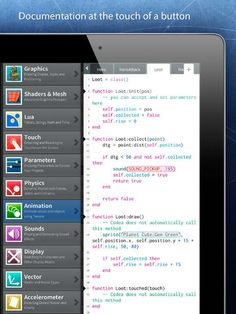 Interesting coding platform for the iPad