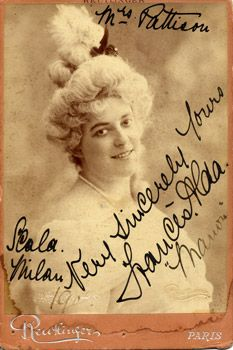 ALDA, Frances