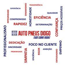 Auto Pneus Diogo em Tavira, Algarve Design by Total Ignition www.autopneusdiogo.pt