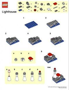 July Mini build----Light house
