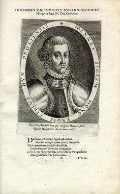 Jan (II.) Zygmunt Zápolya, Großfürst von Siebenbürgen (1540-1571)