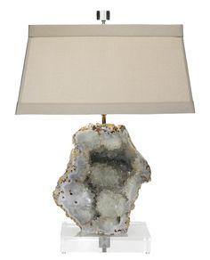 Superb Denver Lamp   Apophylite By BRENDA HOUSTON At Bespoke Global Nice Look