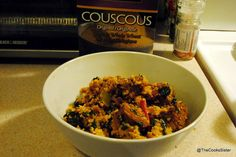 Chorizo and Cous Cous StirFry
