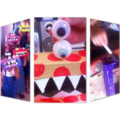 Recycable#box#tisuue#made#kids#summercamp#