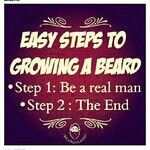 Easy Steps To Growing A Beard
