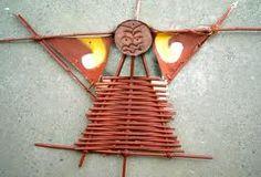 weaving - kite