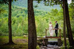 Carolyn and Josh's Equinox Wedding