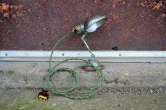 Gacor Handi Lamp Antique Industrial Lamp by ModernArtifactDecor