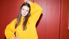 Norwegian / Scandinavian Pop artist [pop star from Norway], Sigrid solbakk Raabe (stage name: Sigrid)