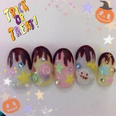 HAPPY☆ハロウィン ▼もっと見る▼ http://ip.b-colle.jp/app_link/