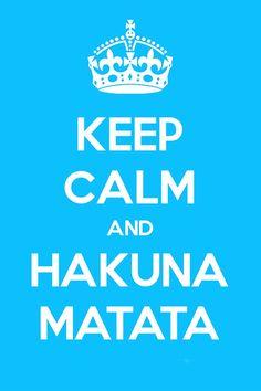Keep calm lion king